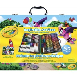 Crayola - Inspiration Art Case