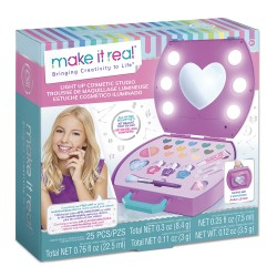 Make it real - Trousse de maquillage lumineuse