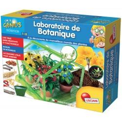 I'm a genius - Laboratoire de botanique