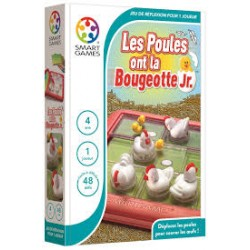 Les Poules ont la Bougeotte Junior - Smart Games