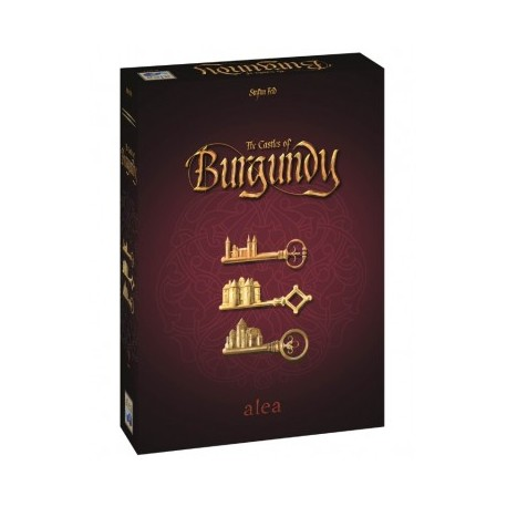 The Castles of Burgundy - Alea