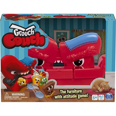 Grouch Couch - Spinmaster