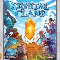 Crystal clans - Plaid Hat Games