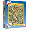 Puzzle Simpsons Cast of Thousands