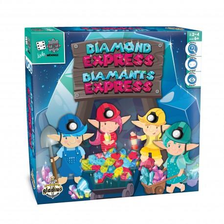 Diamants Express - Édition Multilingue