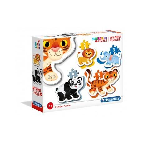 Mon premier puzzle : Les animaux
