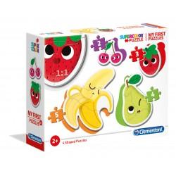 Mon premier puzzle : Les Fruits