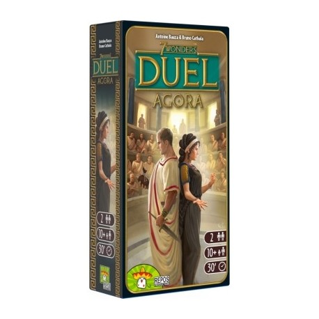 7 Wonders - Extension - Duel - Agora - Repos production