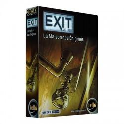 Exit : La maison des Énigmes - Iello