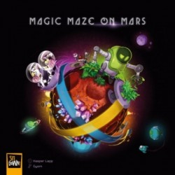 Magic Maze - Sit Down!