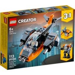 LEGO 31111 - Creator - Le Cyber Drone