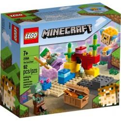 LEGO 21164 - Minecraft - Le récif de corail