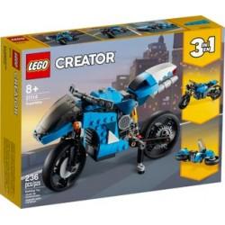 LEGO 31114 - Creator - La Super Moto