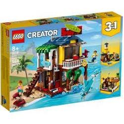 LEGO 31118 - Creator - La Maison sur la Plage du Surfeur