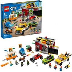 LEGO 60258 - City - L'atelier de Tuning