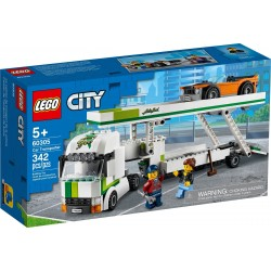 LEGO 60305 - City - Le Transporteur de Voitures