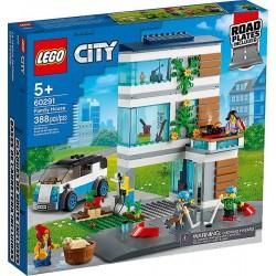 LEGO 60291 - City - La Maison Familiale