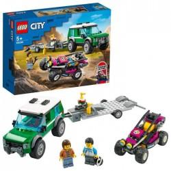 LEGO 60288 - City - Le Transport de Buggy de Course