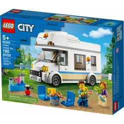 LEGO 60283 - City - Le Camping-car de Vacances