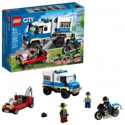LEGO 60276 - City - Le Transport des Prisonniers