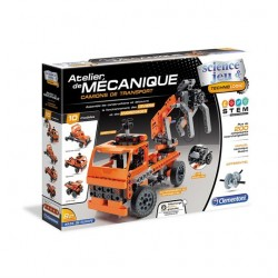 Atelier Mécanique - Camions de Transport