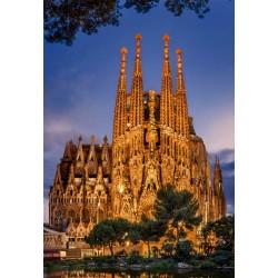 Casse-tête 1000 pièces - Educa - Sagrada Familia