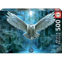 Casse-tête 500 pièces - Educa - Licorne de la forêt