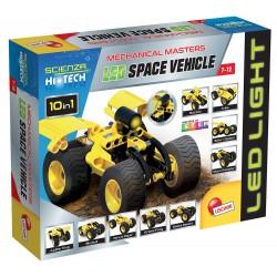 Science Hi-Tech- Véhicule spatial 10en1 avec LED