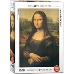 Eurographics - Mona Lisa - 1203