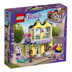 LEGO 41444 - Friends - Le Café Biologique de Heartlake City