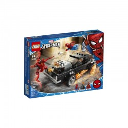 LEGO 761173 - Super Heroes - Spiderman + Ghostrider vs Carnage