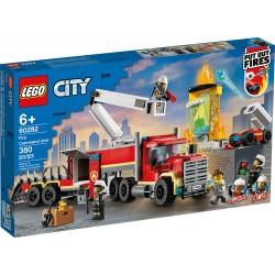 LEGO 60282 - City - L'unité de commandement des pompiers