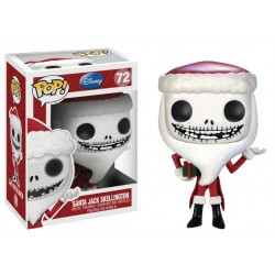 Funko Pop! 72 - Disney - Santa Jack Skellington