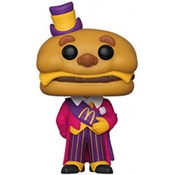 Funko Pop! 88 - McDonald's - Mayor McCheese