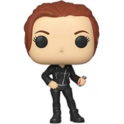 Funko Pop! 603 - Black Widow - Natasha Romanoff