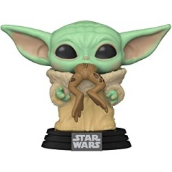 Funko Pop! 379 - Star Wars - The child with frog