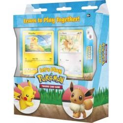 Pokemon - Let's Play - Pikachu & Eevee TCG Box