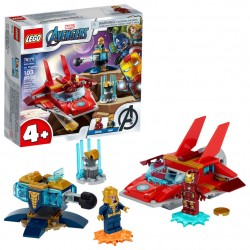 LEGO 76170 - Super Heroes - Iron Man contre Thanos