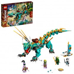 LEGO 71746 - Ninjago - Le Dragon de la Jungle