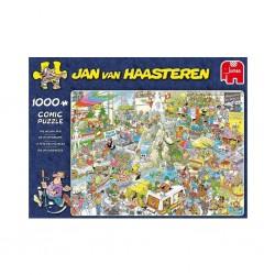 Puzzle - Jan van Haasteren - The Holiday Fair - 1000 pièces
