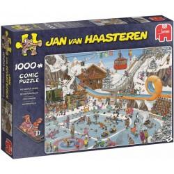 Puzzle - Jan van Haasteren - The Vegetable Garden - 1000 pièces
