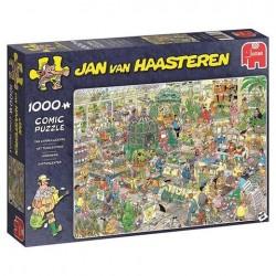 Puzzle 1000 pièces - Jan van Haasteren : The Winter Games