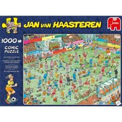 Puzzle 1000 pièces - Jan van Haasteren : Toy Shop