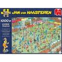 Puzzle 1000 pièces - Jan van Haasteren : WC Womens Soccer