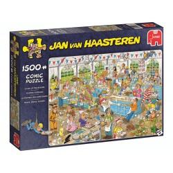 Puzzle 1500 pièces - Jan van Haasteren : Tournoi des Confiseurs