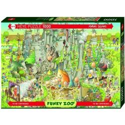 Puzzle 1000 pièces - Heye - Gold Jewellery - Ortega