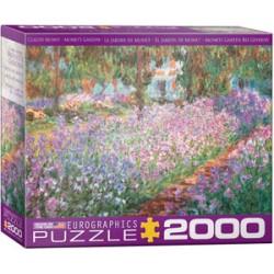 Eurographics - Monet's Garden - 4908 - 2000 pièces