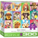 Eurographics - Silly Dogs - 5607 - 300 pièces larges