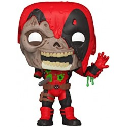 Funko Pop! 661 - Marvel - Zombie Deadpool