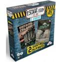 Coffret 2 joueurs (2 scénarios) - Escape Room
